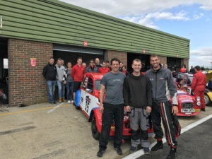 Podium Finish for Team Rebellion