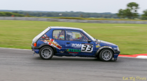 Two Podiums for Bassett at Snetterton